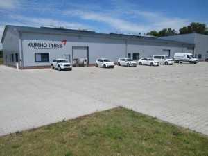 Kumho Tyre Facility Europe